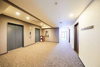HOTEL WING INTERNATIONAL KOBE SHINNAGATA Hallway