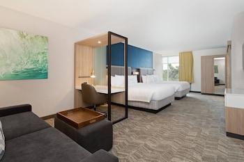 歐卡拉萬豪春季山丘套房飯店 SpringHill Suites by Marriott Ocala