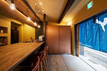 SKY SHIMABARA Interior Entrance