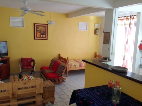 House With 2 Bedrooms in Le Marin, With Wonderful Mountain View, Furni, Le Marin