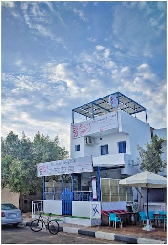 Sinai Gate, Sant Katrin