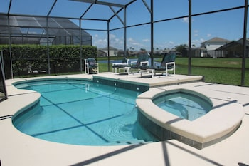 #27 Large Family Friendly Home w/ Pool - Five Bedroom