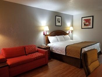 Single Room, 1 King Bed, Non Smoking