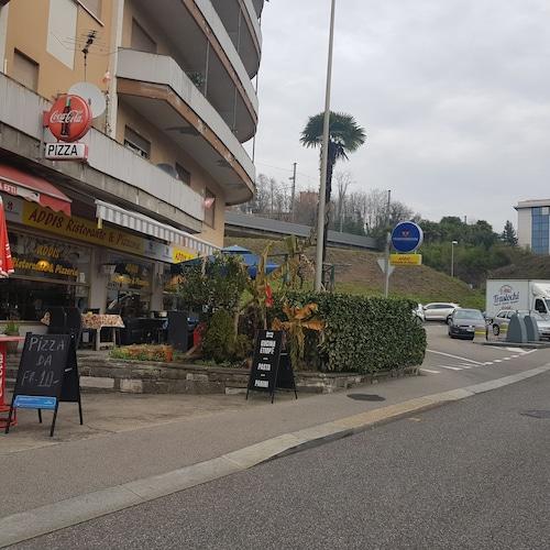 LUGANO LAGO 2 SHARED FLAT, Lugano