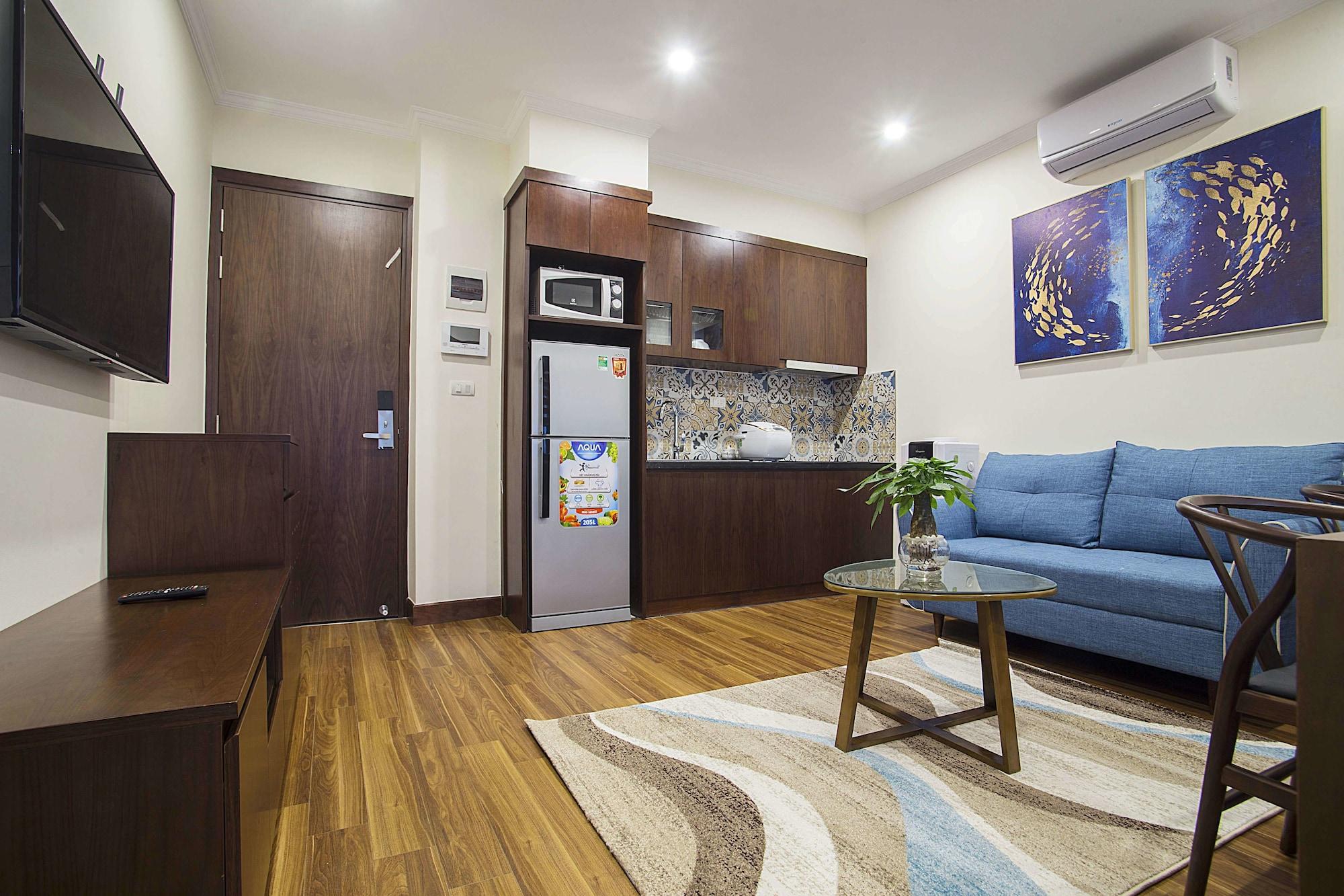 Newsky Serviced Apartment, Cầu Giấy