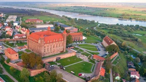 . Zamek Gniew - Hotel Rycerski