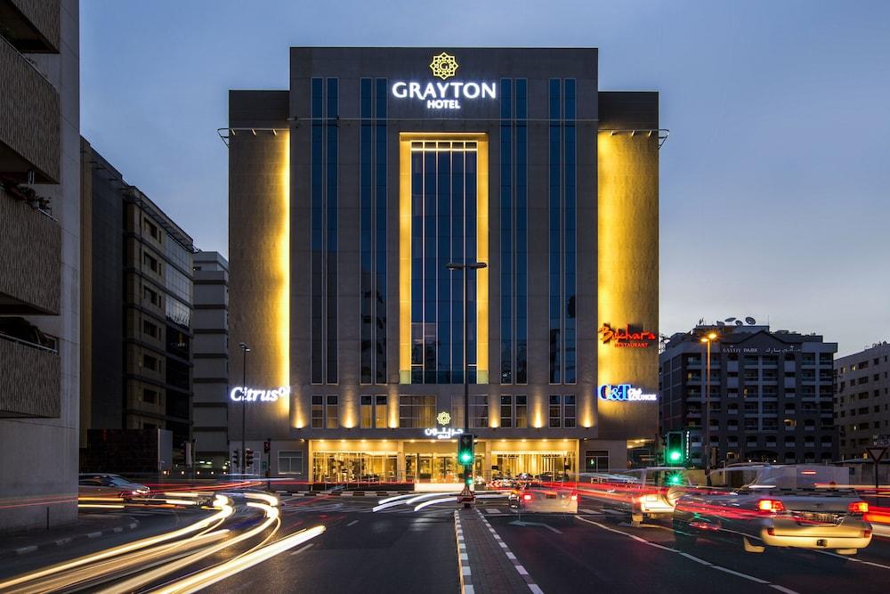 Grayton Hotel Dubai, Featured Image