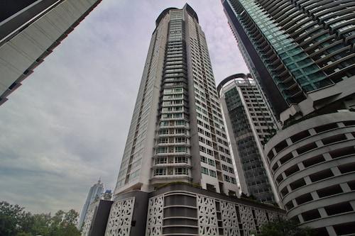 OYO 500 Home The Crest 2 BR (M), Kuala Lumpur