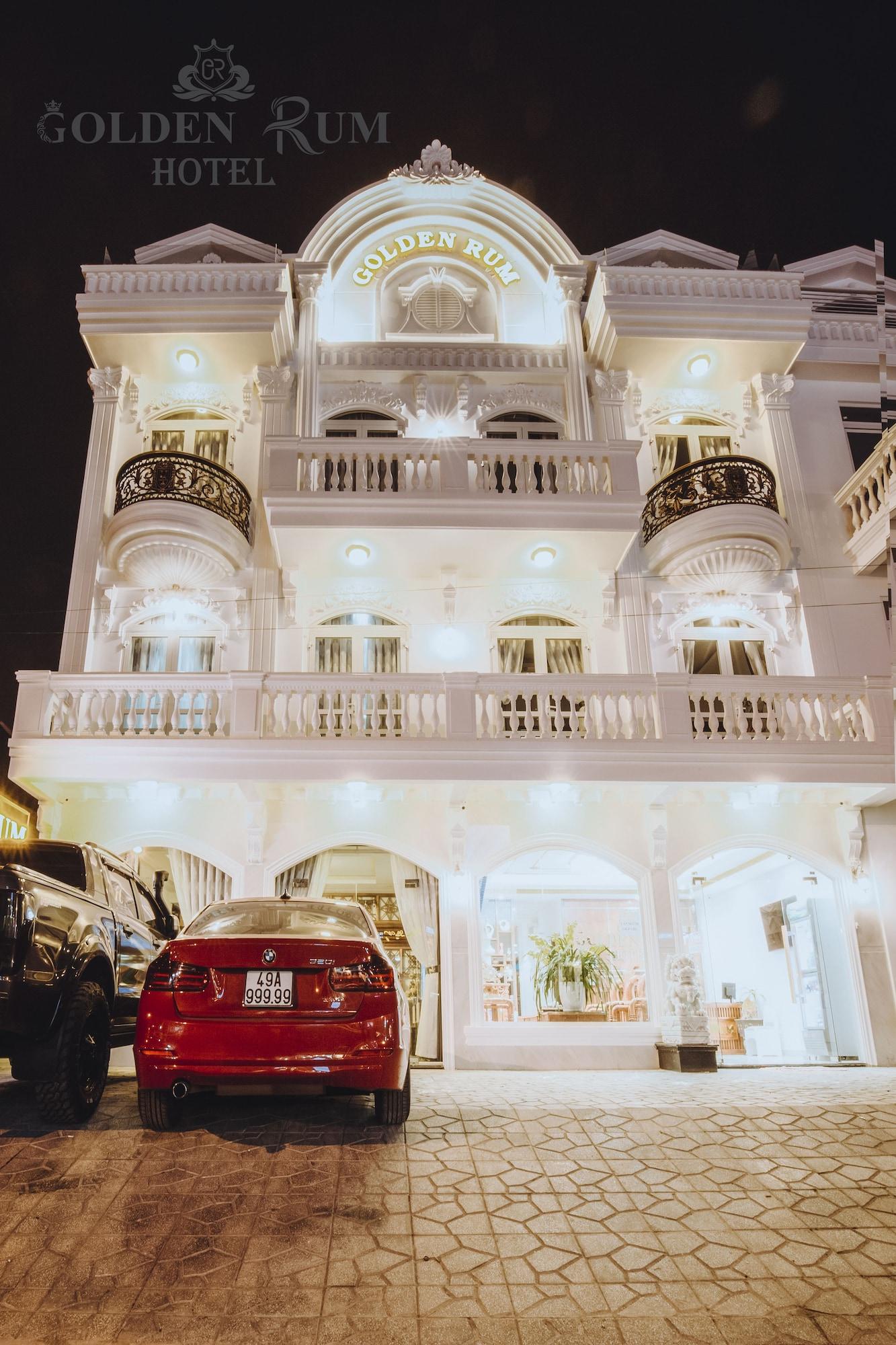Golden Rum Hotel, Đà Lạt