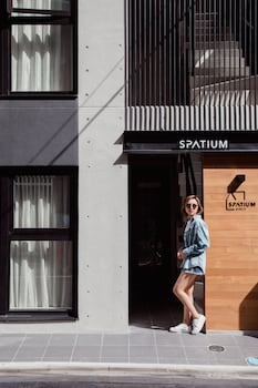 SPATIUM GINZA Front of Property