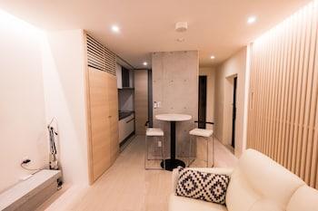SPATIUM GINZA Living Area