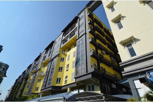 OYO 570 Home Megan Ambassy 1br Near Klcc, Kuala Lumpur