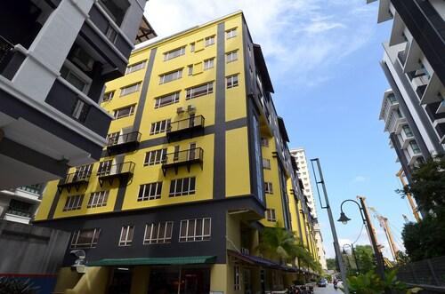OYO 567 Home Megan Ambassy 1br Near Jalan Ampang, Kuala Lumpur