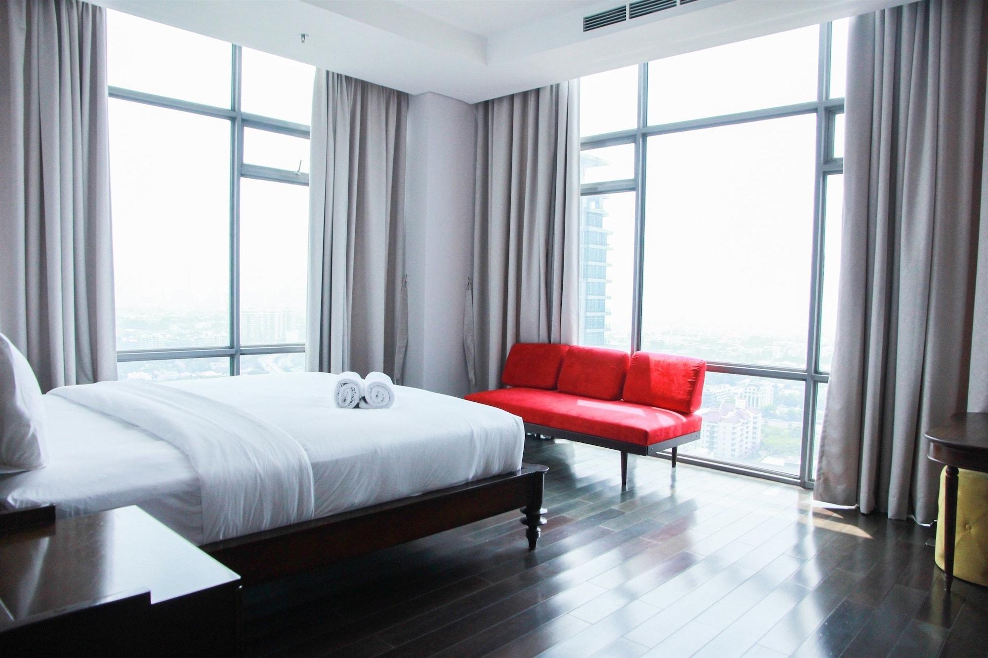Luxurious 4BR Essence Dharmawangsa Apartment, Jakarta Selatan