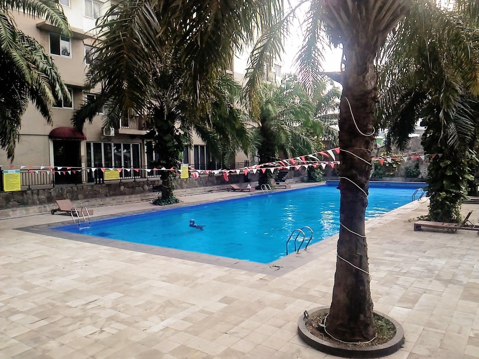 Homey 1BR @ Mutiara Bekasi Apartment, Bekasi