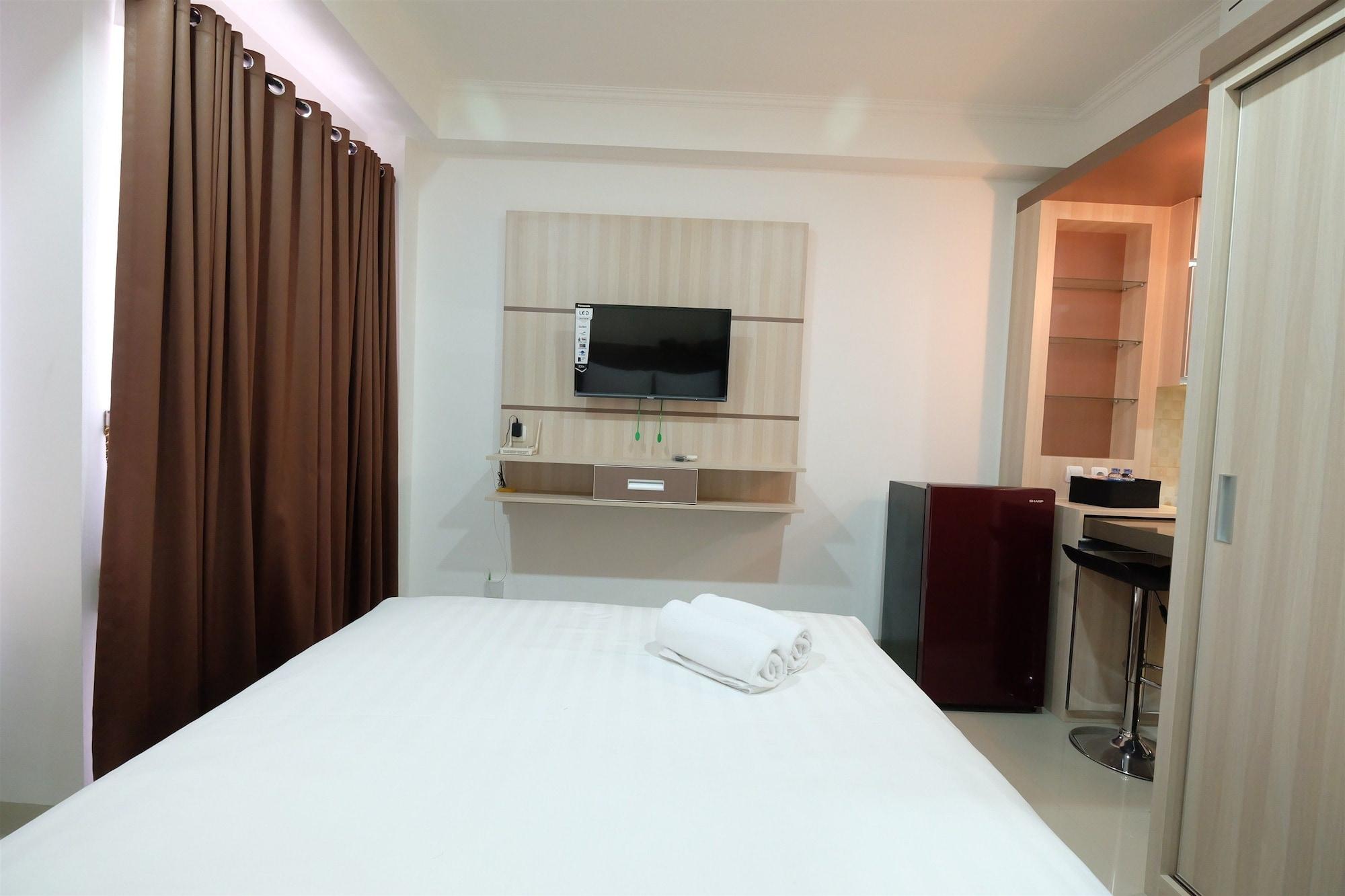 Studio Apartment Signature Park Grande near MT Haryono, Jakarta Selatan