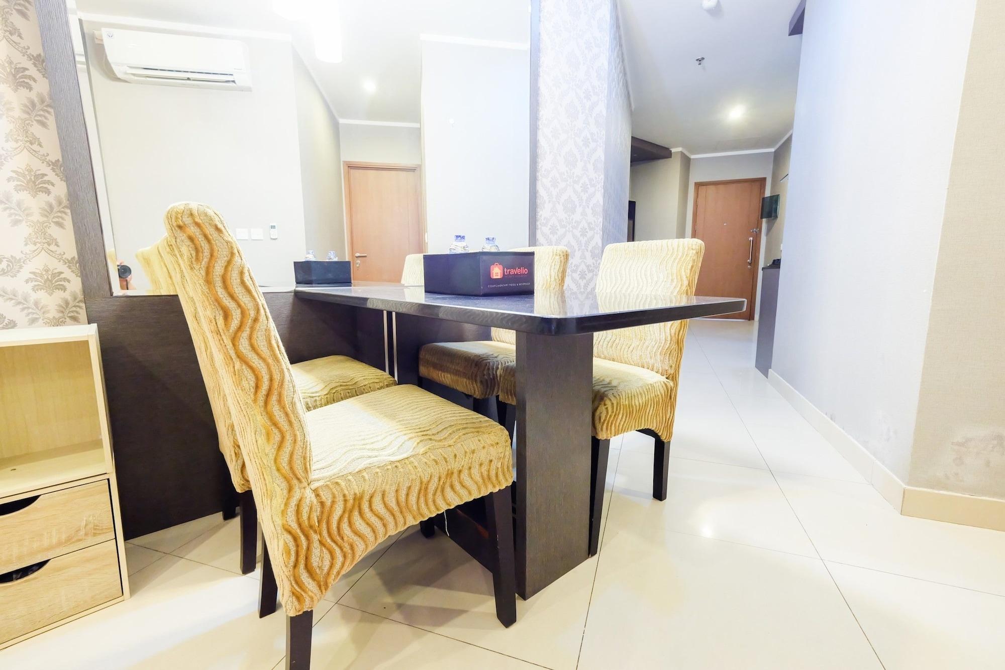 Luxury 2BR Apartment Sahid Sudirman Residence, Jakarta Pusat