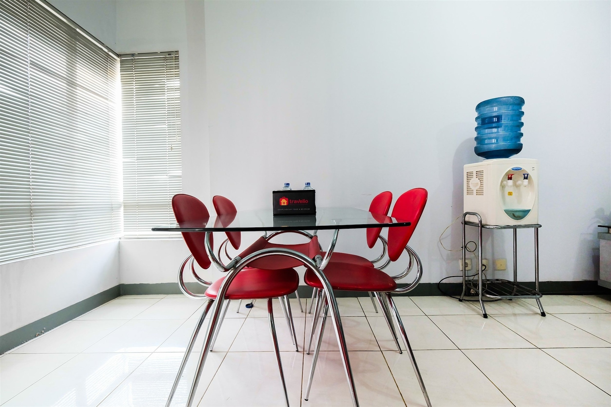 Simple 2BR Sudirman Park Apartment, Jakarta Pusat