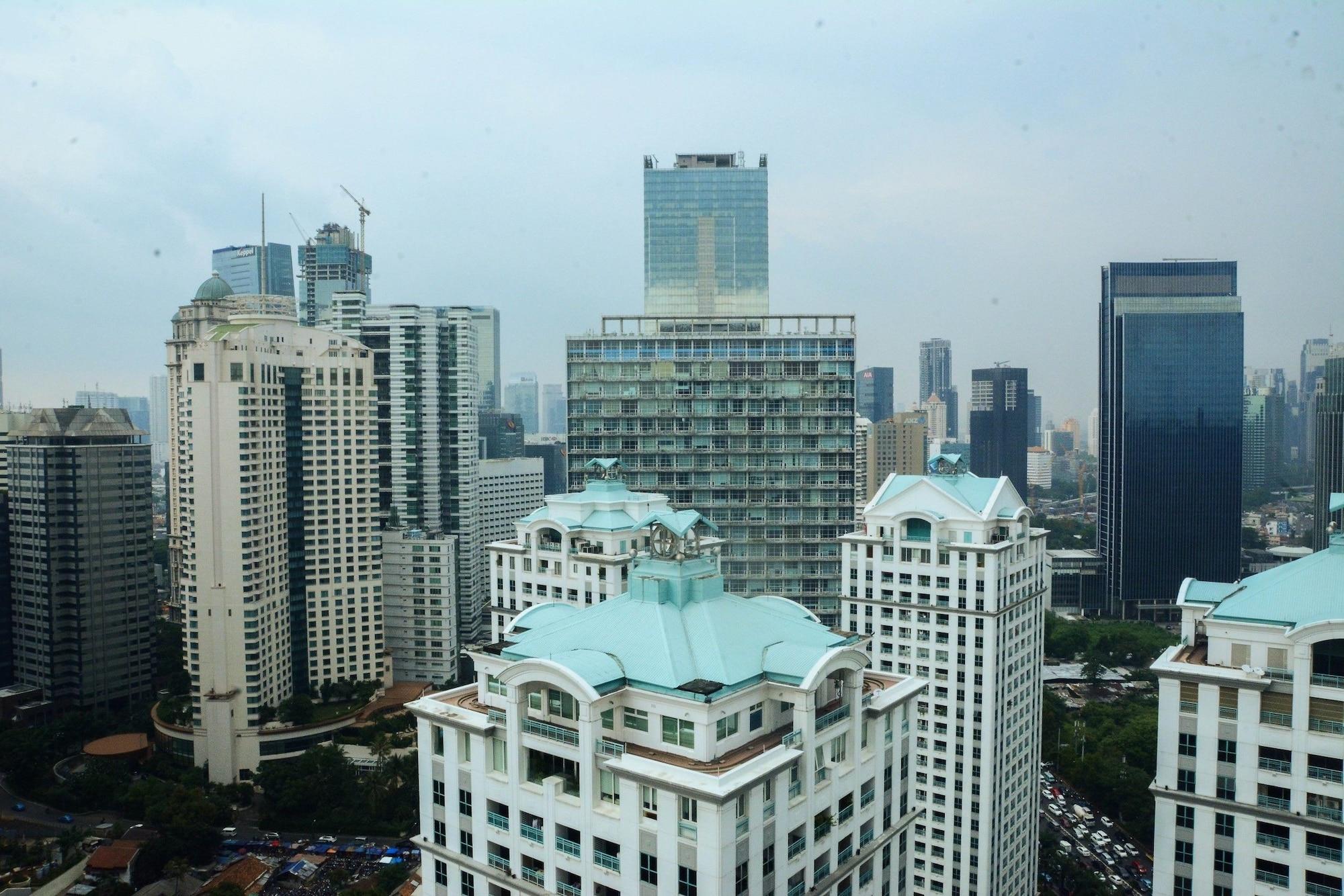 City View Studio Sudirman Park Apartment, Jakarta Pusat