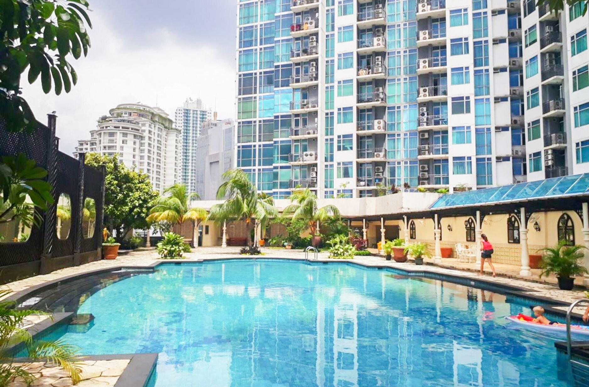 Bellagio Apartement 2BR near Kuningan City, Jakarta Selatan