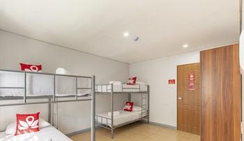ZEN ROOMS QUIAPO MANILA Guestroom