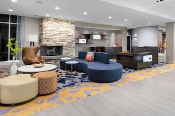 夏洛特派恩維爾萬豪套房費爾菲爾德飯店 Fairfield Inn & Suites by Marriott Charlotte Pineville