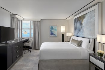 Grand Suite, 1 King Bed, Oceanfront
