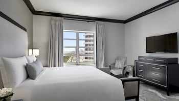 Presidential Room, Terrace, View (Vice Presidential City Skyline View)