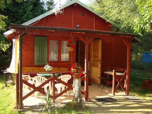 . Domki Drewniane Świętne