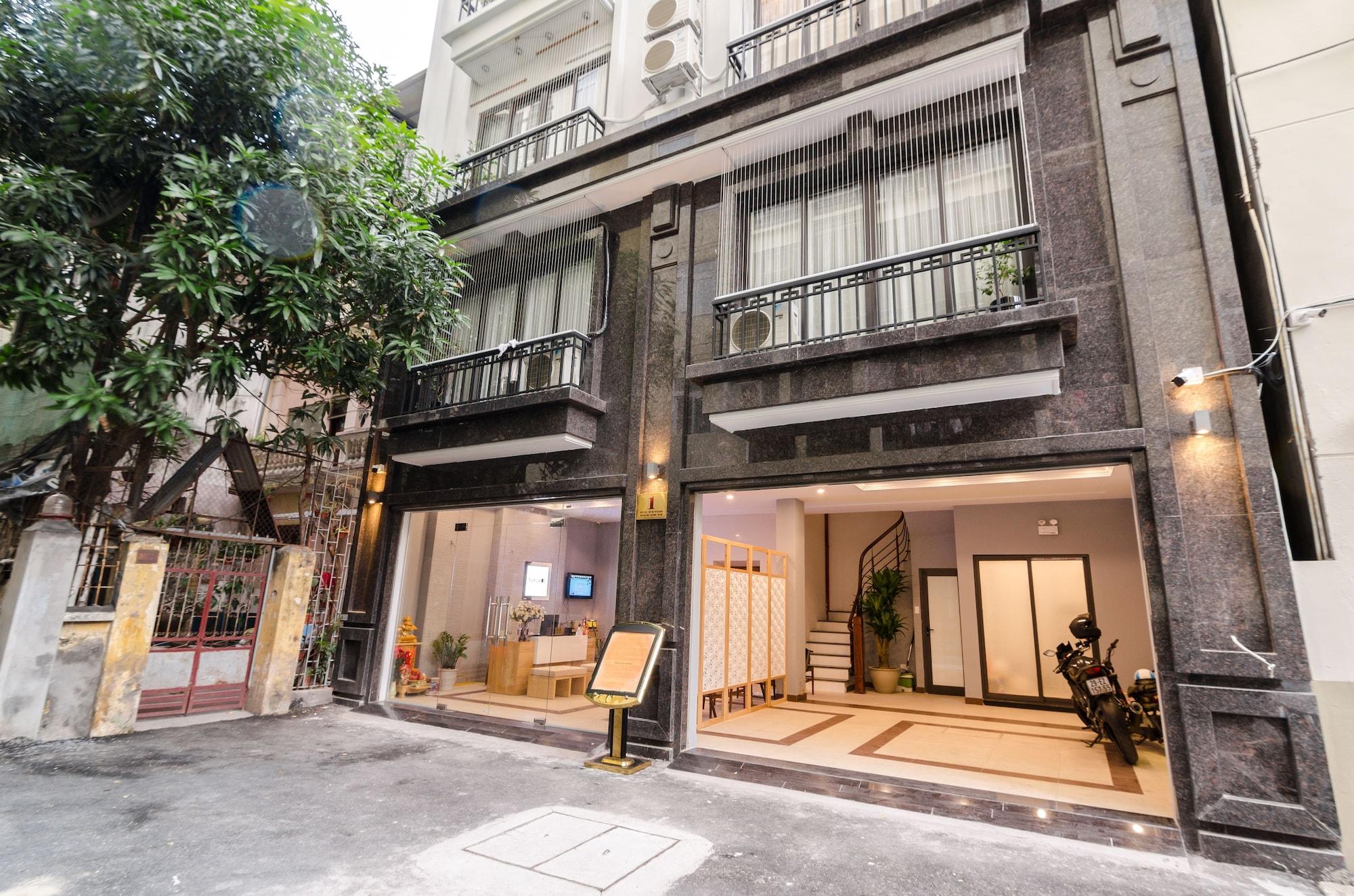 Fukurai Boutique Apartments Ha Noi, Ba Đình
