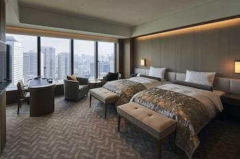 İki Ayrı Yataklı Oda, Sigara İçilmez (prestige, Upper Floor)