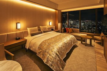 Club Oda, 1 En Büyük (king) Boy Yatak, Sigara İçilmez, Şehir Manzaralı (bath With View)