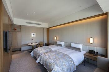İki Ayrı Yataklı Oda, Sigara İçilmez (prestige, Bath W/ View)