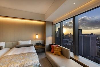 İki Ayrı Yataklı Oda, Sigara İçilmez (prestige, Bath W/view & Upper Floor)