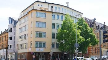 路德維希堡舒適飯店 Komfort Hotel Ludwigsburg