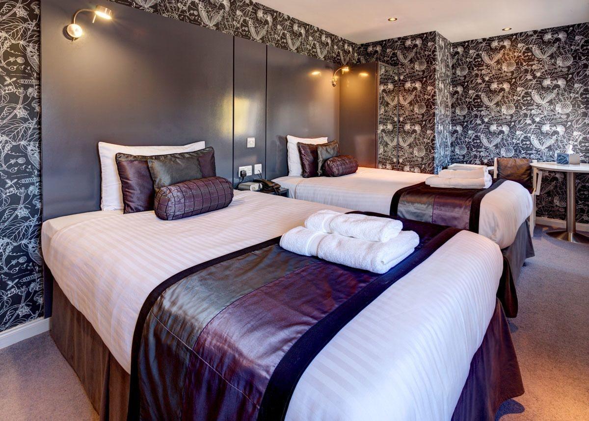 Hotel Hebrides, Eilean Siar
