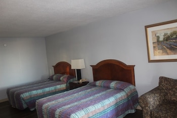 Single Room, 2 Twin Beds, Non Smoking