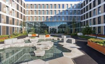 慕尼黑西區斯奎威爾飯店 SQUAREVILLE München West