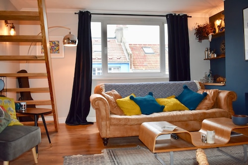 Trendy 1 Bedroom Flat in Hanover, Brighton and Hove