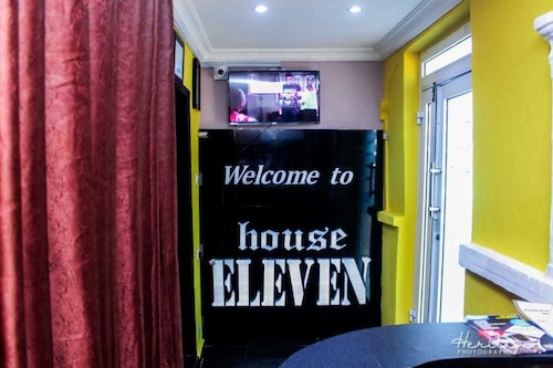 House Eleven Hotels and Apartments, IbadanSouth-East