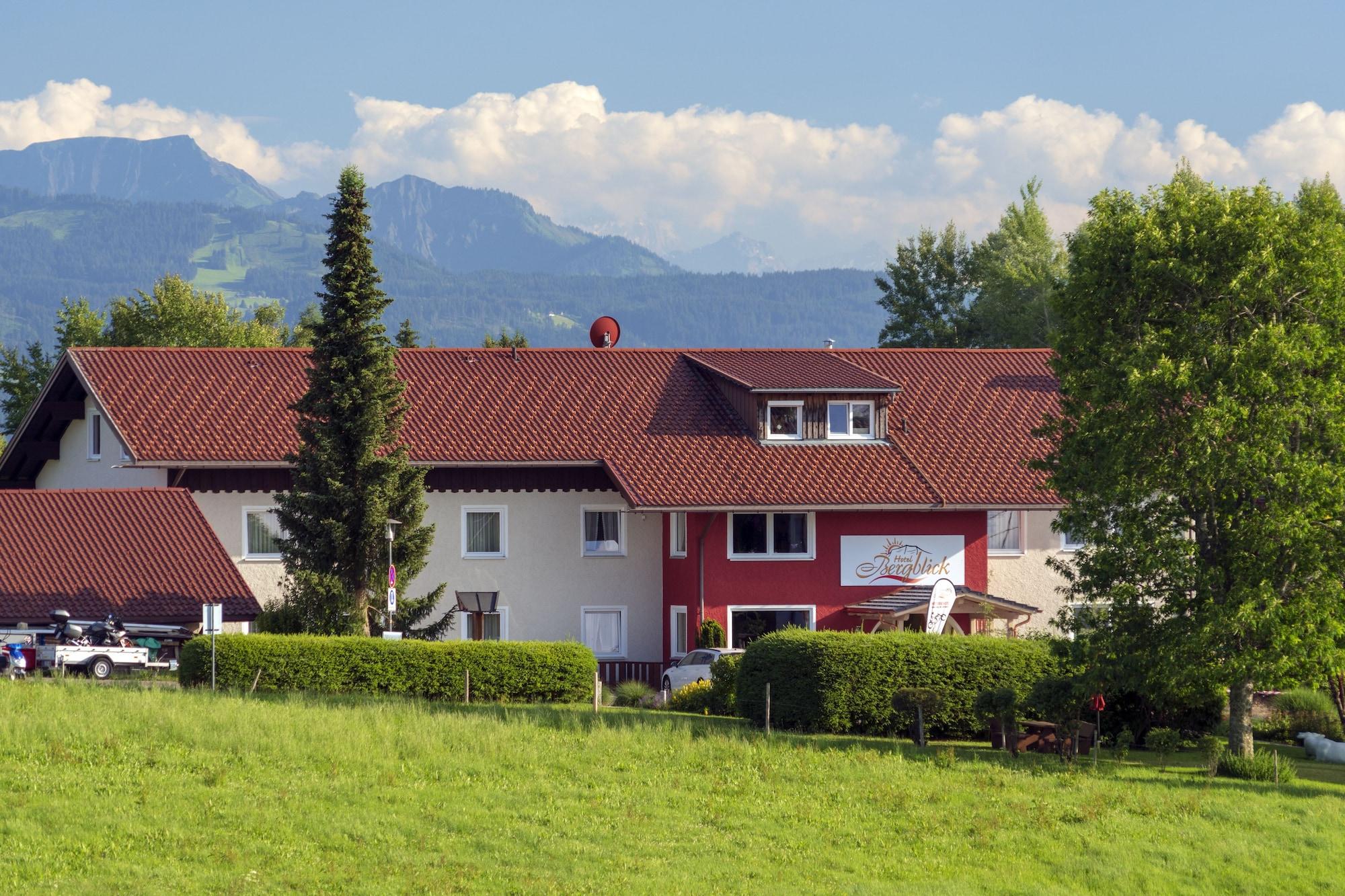 Hotel Bergblick, Lindau (Bodensee)