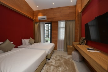 THE ORCHARD HOTEL BAGUIO Room