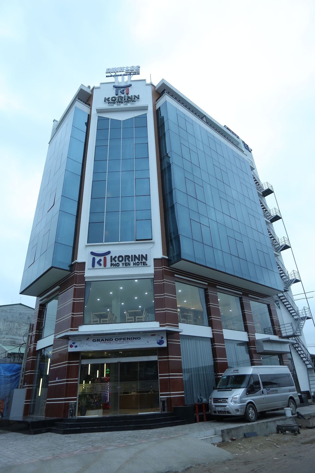Korinn Pho Yen Hotel, Phổ Yên