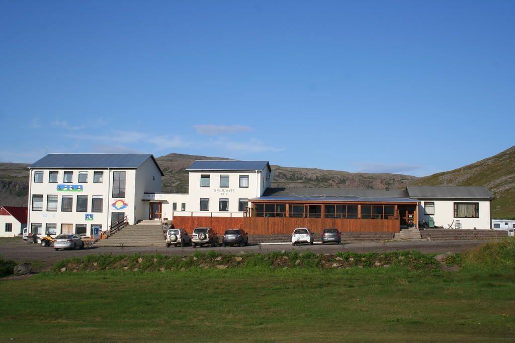 Hotel Breiðavík Látrabjarg, Vesturbyggð