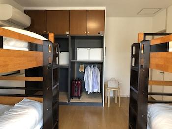 個室 (4人部屋)|伊勢ゲストハウス そら