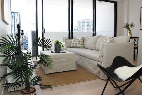 Modern Apartment in Brisbane, South Brisbane