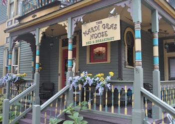 The Mardi Gras House