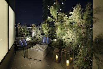 HAMACHO HOTEL TOKYO NIHONBASHI Terrace/Patio