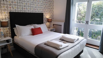 Luxury King Room, Balcony