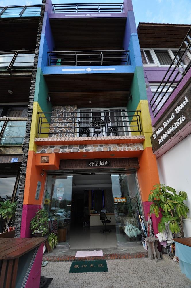 Tz Shin Resort Hostel